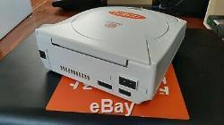 SEGA Japanese Dreamcast Console Tsutaya Trial Set Briefcase SUPER RARE Rental