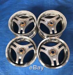 SUPER ADVAN RACING deep rim wheel 4 pcs set super rare 16in 7j +35 8j 38 114.3