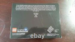 SUPER RARE LEGO CERTIFIED PROFESSIONAL EXETER CATHEDRAL #167 OF 500 Year 2014