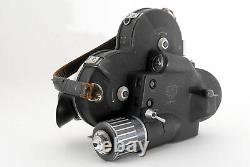 SUPER RARE Overhauled Excelle Arriflex 16 16mm Movie Camera+Lens 3sets 786569