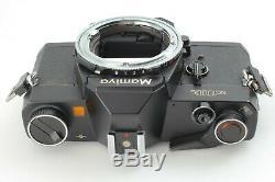 SUPER RARE SET MAMIYA NC1000S 35mm SLR FILM CAMERA With50mm F/1.7 WithHOOD STRAP