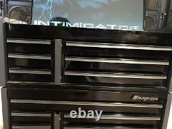 SUPER RARE Snap-On Dale Earnhardt THE INTIMIDATOR Mini Tool Box Chest / Base Set