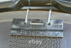 SUPER rare 1950 Gretsch 6-1/2X14 BROADKASTER WP SNARE DRUM for YOUR SET! #F898