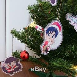 Sailor Moon Merry Christmas Tree set 60 cm 23.6 inch SuperS Ornament Japan rare