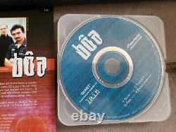 Serial Experiments Lain DVDs Lunch Box Full Set with Bonus Boa Duvet CD Super Rare