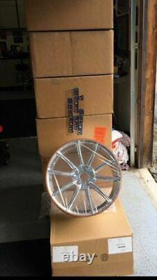 Shelby Alcoa Fifty Year/ Super Snake Wheels New In Boxes Full Set 20 X 9 Rare
