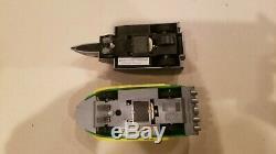 Silverhawks Remote Control Action Racing Set SUPER RARE Toy Collectors