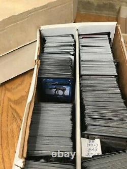 Star Wars Decipher Lot 3000+ Cards, 13 Sets, Foils, Rare, Super Rare, Ultra