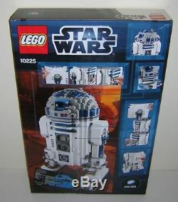 Star Wars Lego 10225 R2-D2 Ultimate Collector Series SUPER RARE