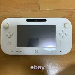 Super Mario Maker Set Console Nintendo Wii U 32GB Rare