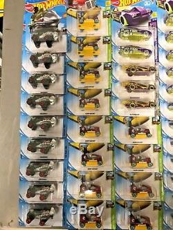 Super Massive LOT of 69 Treasure Hunt HOT WHEELS T-Hunts Set VHTF Rare