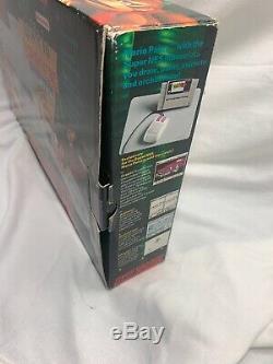 Super Nintendo SNES Donkey Kong Set Console Box & Foam Only Rare