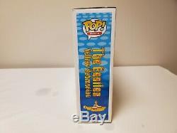 Super RARE Funko Pop! BEATLES YELLOW SUBMARINE COLLECTORS SET