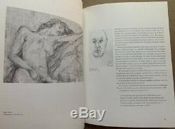 Super RARE SET! Original SIGNED HENRI CARTIER-BRESSON Photo & Books Mandiargues