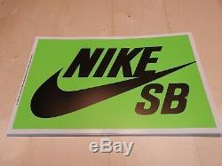 Super Rare Autographed Complete Nike SB Lance Mountain X Stecyk LTD. Poster Set
