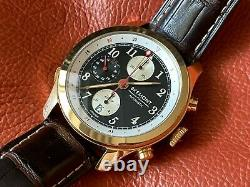 Super Rare Bremont 18K Rose Gold DH-88 Limited Edition Watch in FULL SET