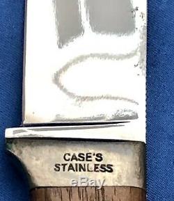 Super Rare Case XX 1945-1955 Sailor's Rigging Knife Marlin Spike Knife Set