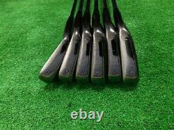 Super Rare NIKE VAPOR FLY PRO Iron Set Black specification maker production end