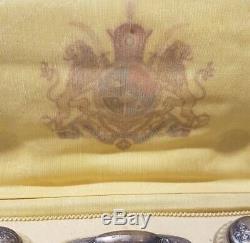 Super Rare Pahlavi Imperial Toiletry Set