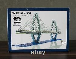 Super Rare! Sealed LEGO Arthur Ravenel Jr. Bridge (Lego Certified Professional)
