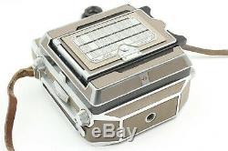 Super Rare Set! Linhof Technika Press 6x9 with 53mm 100mm 180mm Lens from JAPAN