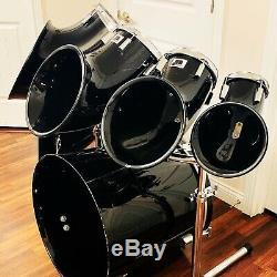 Super Rare Vintage 1970s North Drums Nexus Drum Set