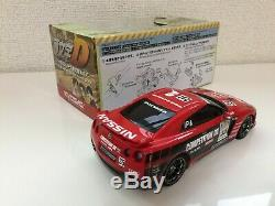 Super Very Rare Kyosho MINI-Z Racer 2 Body&Chassis set MR-03N from Japan F/S
