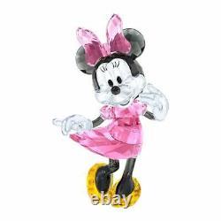 Swarovski Disney Mickey Mouse and Minnie Mouse Figurine SUPER RARE SET