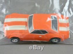 TOMY AFX 1969 Shootout Race Set Camaro Z28 MEGA G NEW HO Slot Car SUPER RARE
