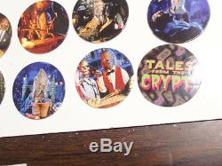 Tales From The Cryptkeeper Complete Set Of 42 Super Rare