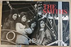 The Smiths Complete Super Deluxe Box Set / rare morrissey moz 7 LP vinyl dvd cd