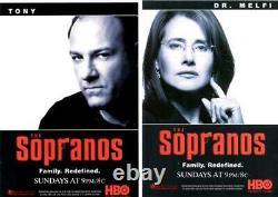 The Sopranos Binder Album Package Promo Cards Trading Card Set Super Rare