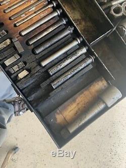 Tool kit tester Antique auto car truck Vintage Rare Buick Piston Rings Automotiv