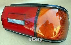 Toyota Sprinter AE90 AE92 Super rare Tail Lights with Garnish Set oem jdm used