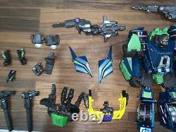Transformers Microblaze Creations MBC002 Military Titans FOC Bruticus Set