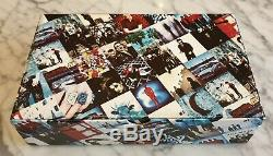 U2 Achtung Baby! Super rare 1991 French promotional-only box set+press sheets