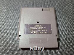 Ultra Super Rare Hyundai Comboy Nintendo Korean Version NES Game Console Set FC