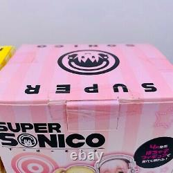 Very rare! Super Sonico Super Pochaco 2 figures set anime japan