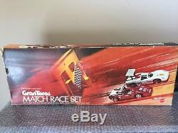 Vintage 1970 Hot Wheels GranToros Match Race Set Factory Sealed Super Rare