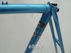 Vintage 70s COLNER / COLNAGO team IJSBOERKE-COLNER frame set rahmen RARE! Super