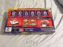 Wwe 2002 Leap Of Faith Box Set Matt Jeff Hardy Boyz & Hebner Nip Super Rare Htf