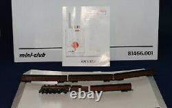 Z Scale Marklin mini-club 81466 001 Starter Set PRR Steam Loco 4-6-2 New 5 Pole